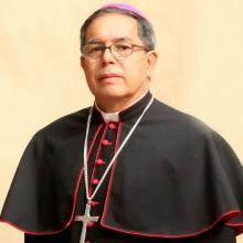 Monseñor Luis José Rueda Aparicio,